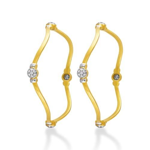 1.6ct. diamond bangles set with diamond in fancy bangles