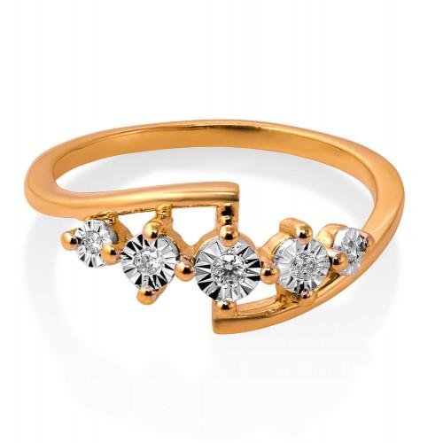 14Kt. Gold Diamond Ring