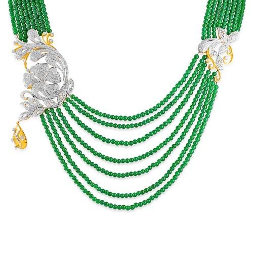 262.6ct. onyx pendant set with diamond in designer pendant
