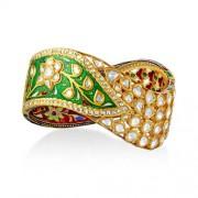 8.5ct. diamond bracelet set with diamond in fusion bracelet