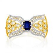 8.96ct. hydro bracelet set with diamond in fusion bracelet