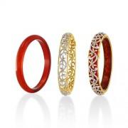 118.3ct. onyx bangles set with diamond in designer bangles