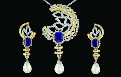 Gemstone Jewellery Online Mumbai, Jaipur, India