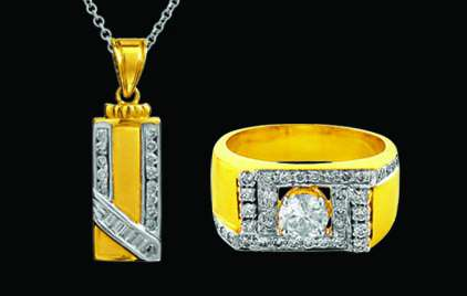 Mens Jewellery Online Jaipur, Mumbai, India