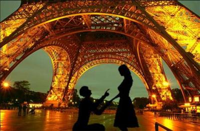 Top 10 Romantic Places in the World to Propose